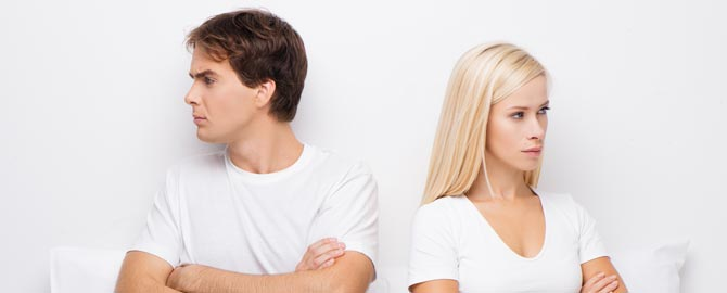 Çiftler Arasına Giren Cinsel Soğukluk